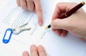 Kaufvertrag für eine Wohnung