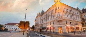 Blick auf Stadt Klagenfurt - Anwalt Vertragsrecht Klagenfurt
