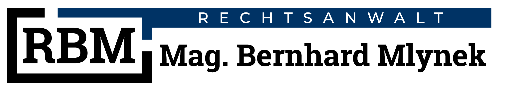 Mag. Bernhard Mlynek Logo Pressbaum