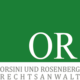 Mag. Wolfgang Orsini und Rosenberg 1010 Wien Logo