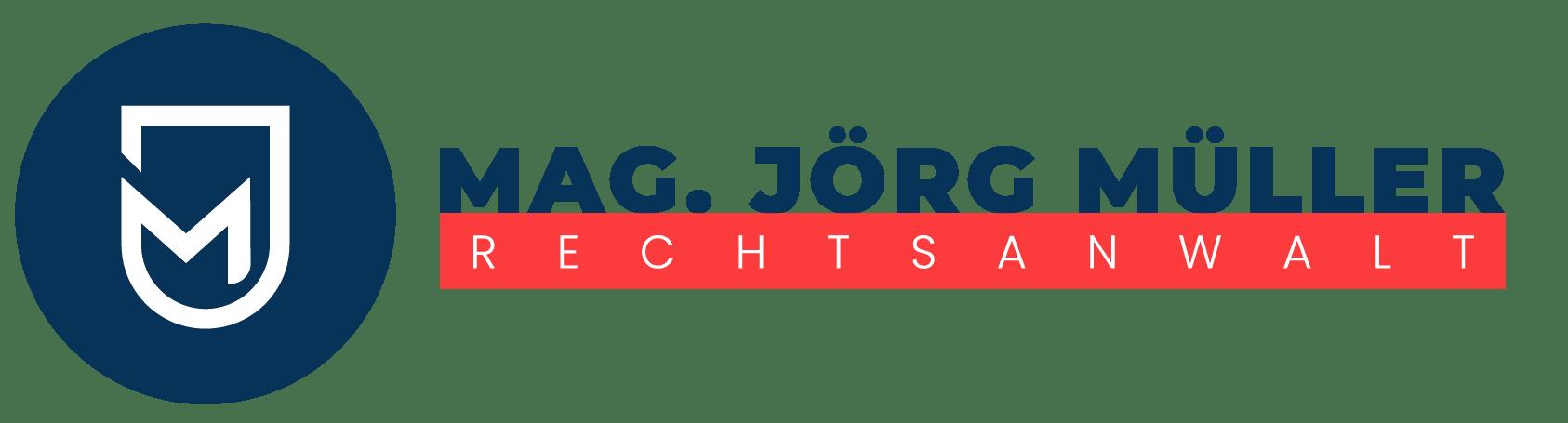 Mag. Joerg C. Mueller 1010 Wien Logo